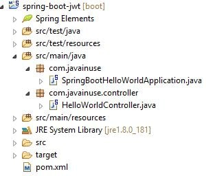 Spring Boot REST