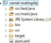 Apache Camel Routing Slip EIP Pattern Example