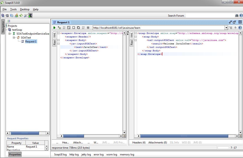 Apache Camel + Apache CXF SOAP Webservices Hello World