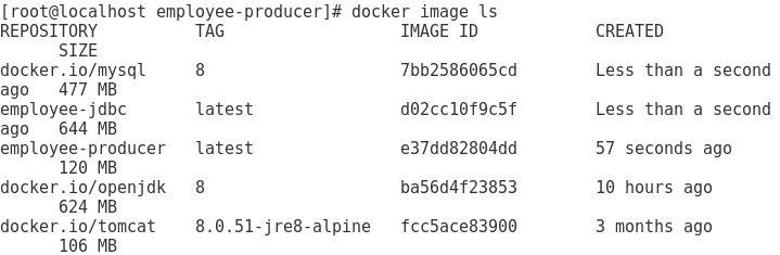 Publishing Docker Image to DockerHub | JavaInUse