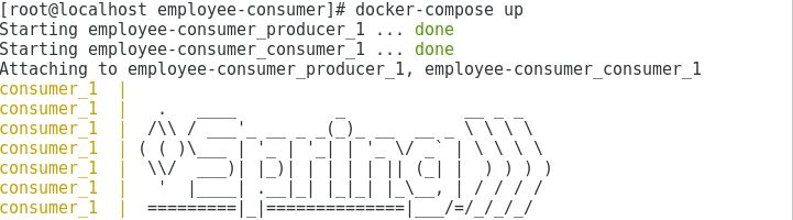 Deploying Multiple Spring Boot Microservices using Docker