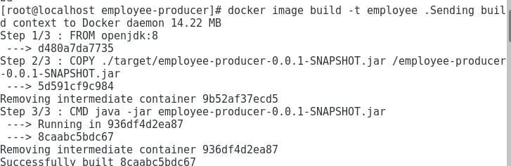 docker-image-build