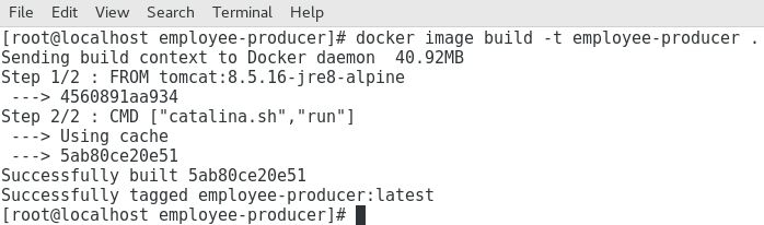 docker-producer-image
