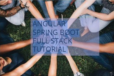 Angular Spring Boot FullStack Tutorial