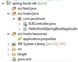 Spring Boot Microservices + ELK(Elasticsearch, Logstash, and Kibana